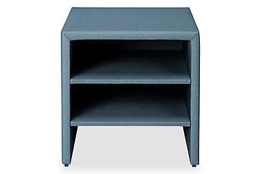 Sängbord Chilla 52x43x54 cm Blå