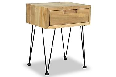 Sängbord Frauenfeld Låda 40x30 cm