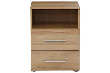 Sängbord Monreal 45,1x61,4 cm Hylla+2 Lådor