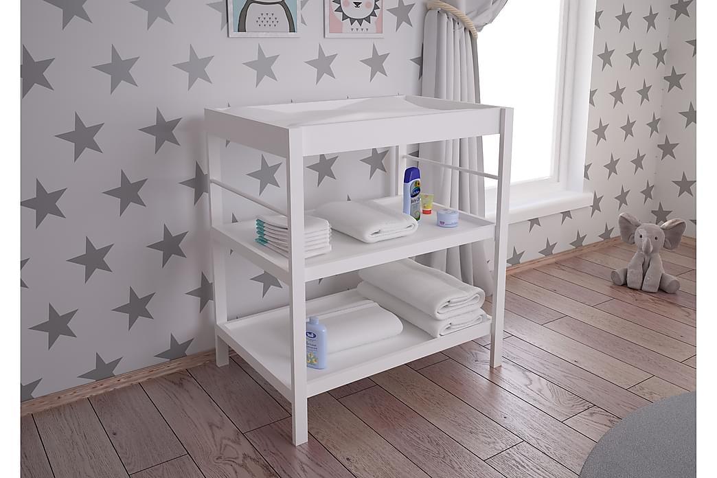 Skötbord Fuentelsaz Vit - Polini Kids - Möbler - Bord - Skötbord
