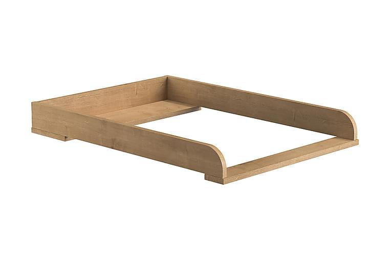 Toppdel Skötbord Vintage Trä/Natur - VOX - Möbler - Bord - Skötbord