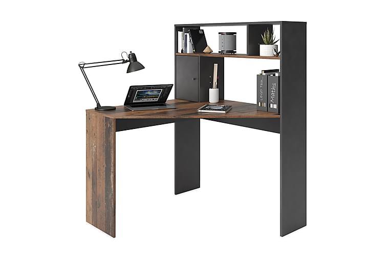 Hörnskrivbord Trungle 10 cm - Brun - Möbler - Bord - Skrivbord