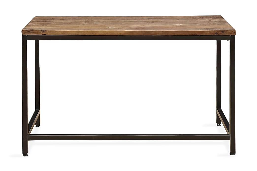 Skrivbord Limerick 120 cm - Rustik Alm Svart - Möbler - Bord - Skrivbord