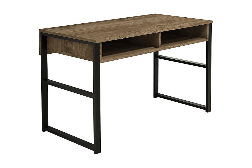 Skrivbord Tyrsberget 120 cm - Brun - Möbler - Bord - Skrivbord