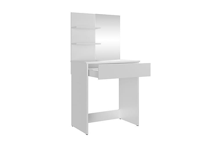 Sminkbord Adelinda - Vit - Möbler - Bord - Sminkbord & toalettbord