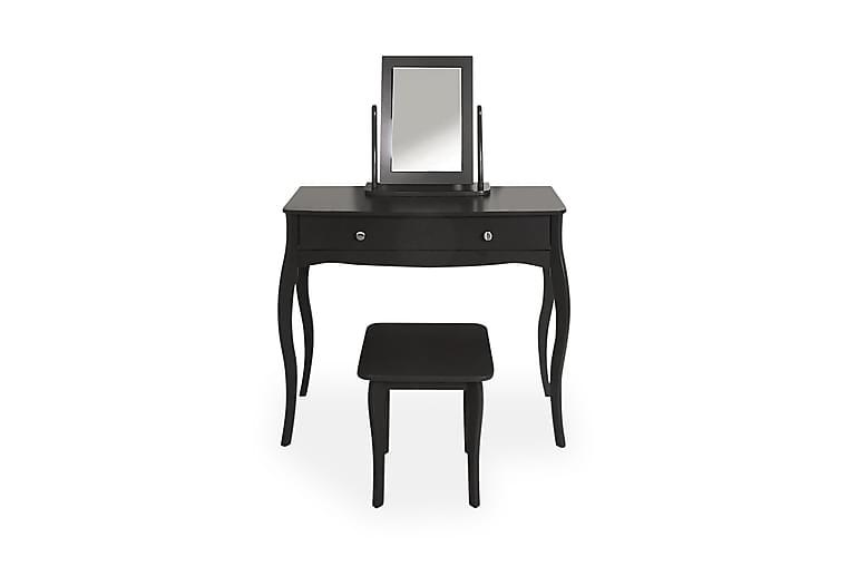 Sminkbord Sereno 100 cm - Svart - Möbler - Bord - Sminkbord & toalettbord