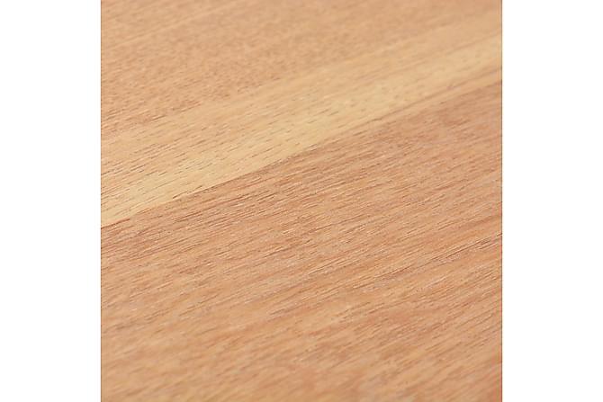 Soffbord askträ 100x55x36 cm - Brun - Möbler - Bord - Soffbord