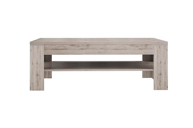 Soffbord Belaugh 120 cm - Brun - Möbler - Bord - Soffbord