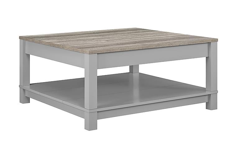 Soffbord Carver 90 cm Grå - Dorel Home - Möbler - Bord - Soffbord