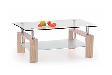 Soffbord Demitranilla 110x60 cm Glas