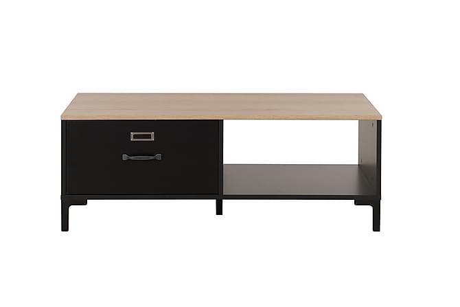 Soffbord Denby 60 cm - Brun|Svart - Möbler - Bord - Soffbord