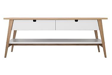 Soffbord Dottir 130 cm med 2 Lådor
