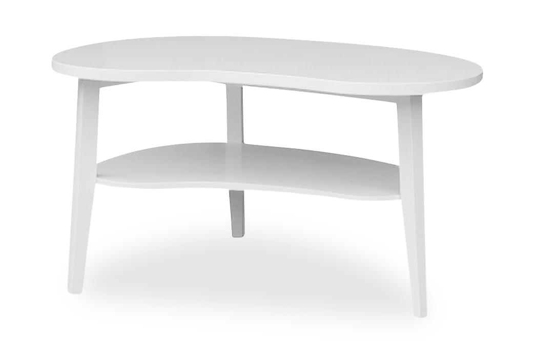 Soffbord Dyvlinge 80 cm - Vit - Möbler - Bord - Soffbord