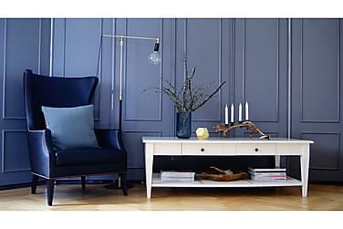 Soffbord French Connections Louis 150 cm med 2 Lådor