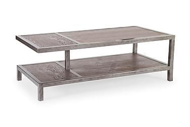 Soffbord Guyana 140 cm Trä/Metall
