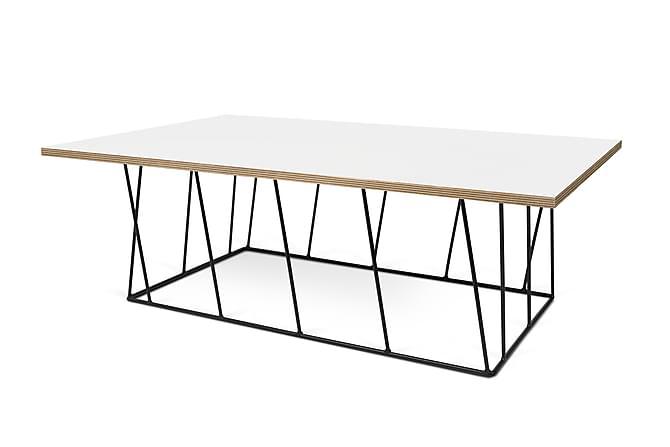 Soffbord Helix 120 cm - Vit - Möbler - Bord - Soffbord