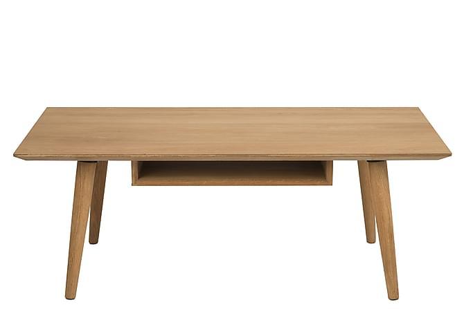 Soffbord Justus 120 cm - Ek - Möbler - Bord - Soffbord