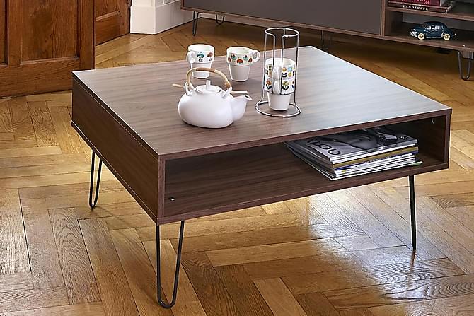 Soffbord Lachesis 89 cm - Valnöt - Möbler - Bord - Soffbord