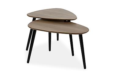 Soffbord Lovitz 62 cm Ovalt