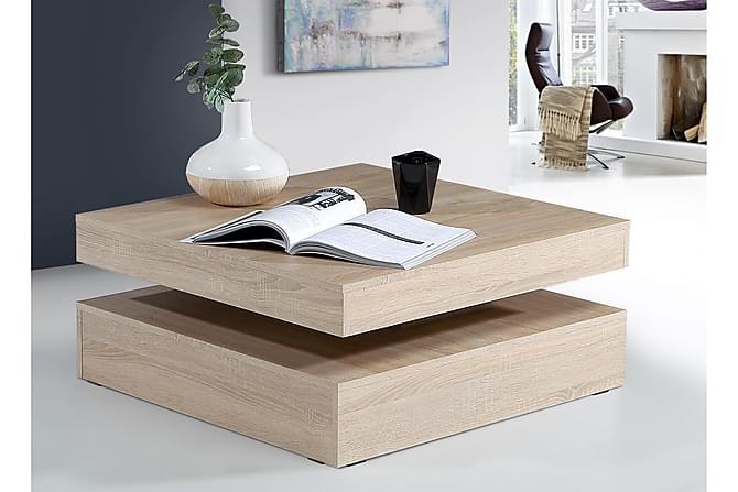 Soffbord Mesne 78 cm - Brun - Möbler - Bord - Soffbord