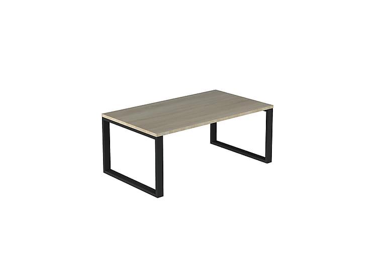 Soffbord Monteith 90 cm - Brun - Möbler - Bord - Soffbord