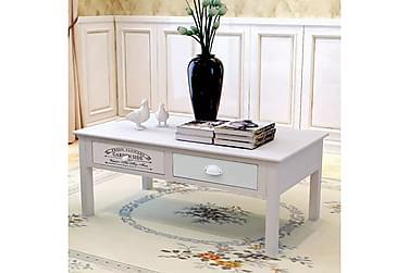 Soffbord Notam 2 Lådor 100x50 cm