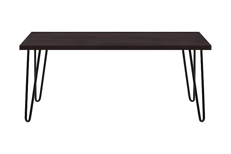 Soffbord Owen 107 cm Espresso - Dorel Home - Möbler - Bord - Soffbord