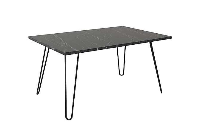 Soffbord Stackebo 90 cm - Svart - Möbler - Bord - Soffbord