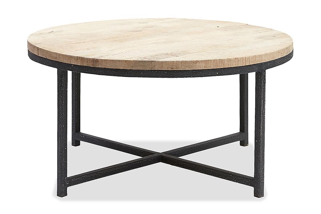 Soffbord Tessa 90 cm Runt - Natur - Möbler - Bord - Soffbord
