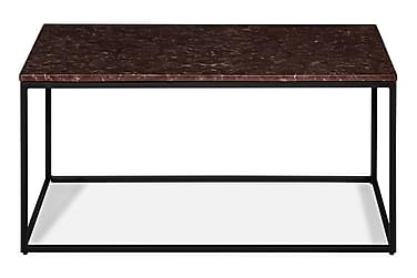 Soffbord Titania 90 cm Marmor