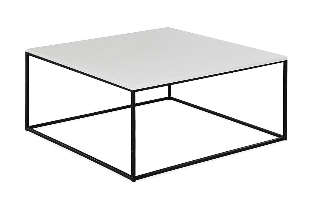 Soffbord Ubbeboda 75 cm - Vit - Möbler - Bord - Soffbord