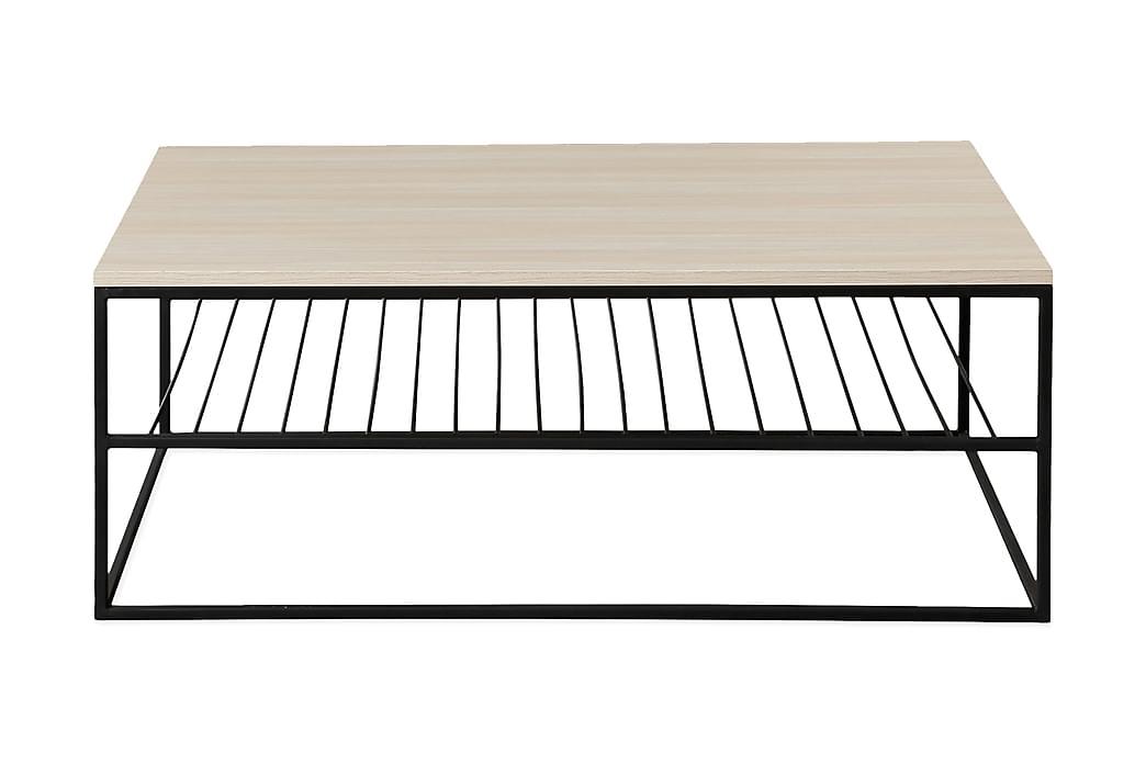 Soffbord Ubbeboda 95 cm - Brun - Möbler - Bord - Soffbord