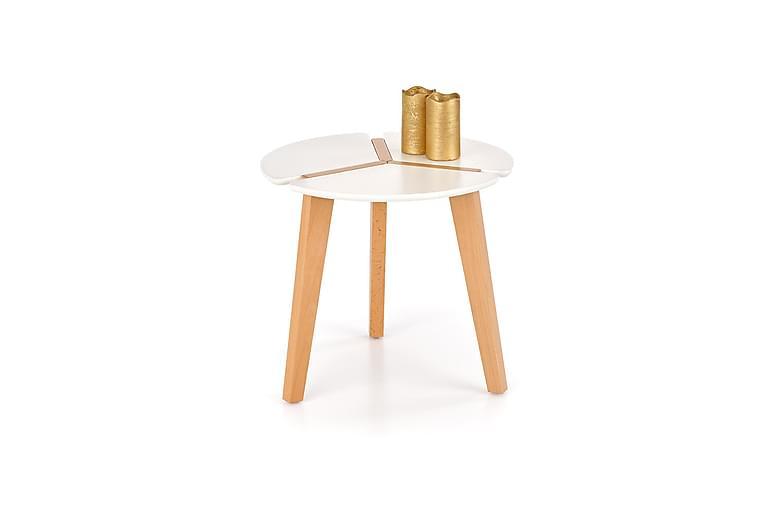 Soffbord Vetralla 50 cm - Vit - Möbler - Bord - Soffbord