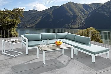 Loungegrupp Messina 147 cm