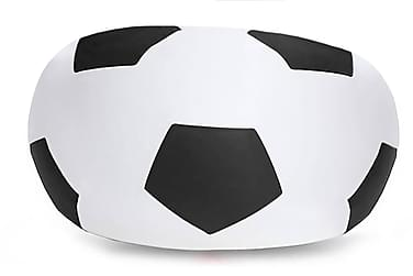 Sittpuff Football 55x55x35 cm