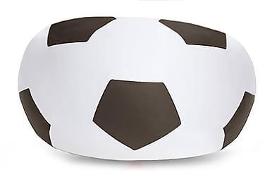 Sittpuff Football 65x65x45 cm
