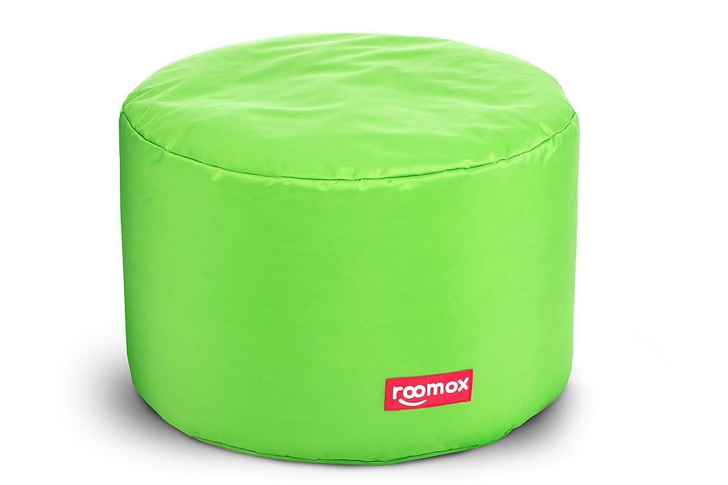 Roomox Tube Lounge Sittpuff Grön - Roomox - Inredning - Småmöbler - Sittsäckar