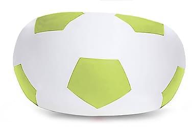 Sittsäck Football 65x65x45 cm