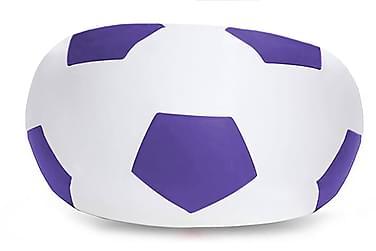 Sittsäck Football 90x90x55 cm