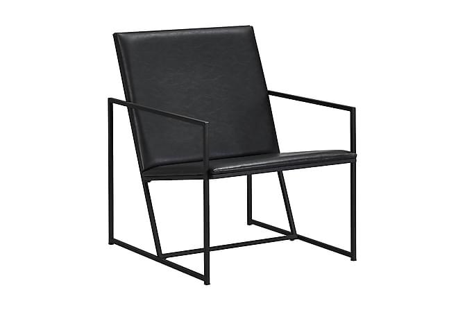 Fåtölj Indigo - Svart - Möbler - Fåtöljer & fotpallar - Fåtöljer
