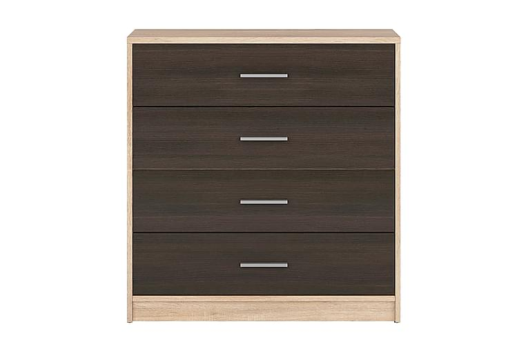 Byrå Chiotto Plus - Brun|Trä|natur - Möbler - Förvaring - Byrå