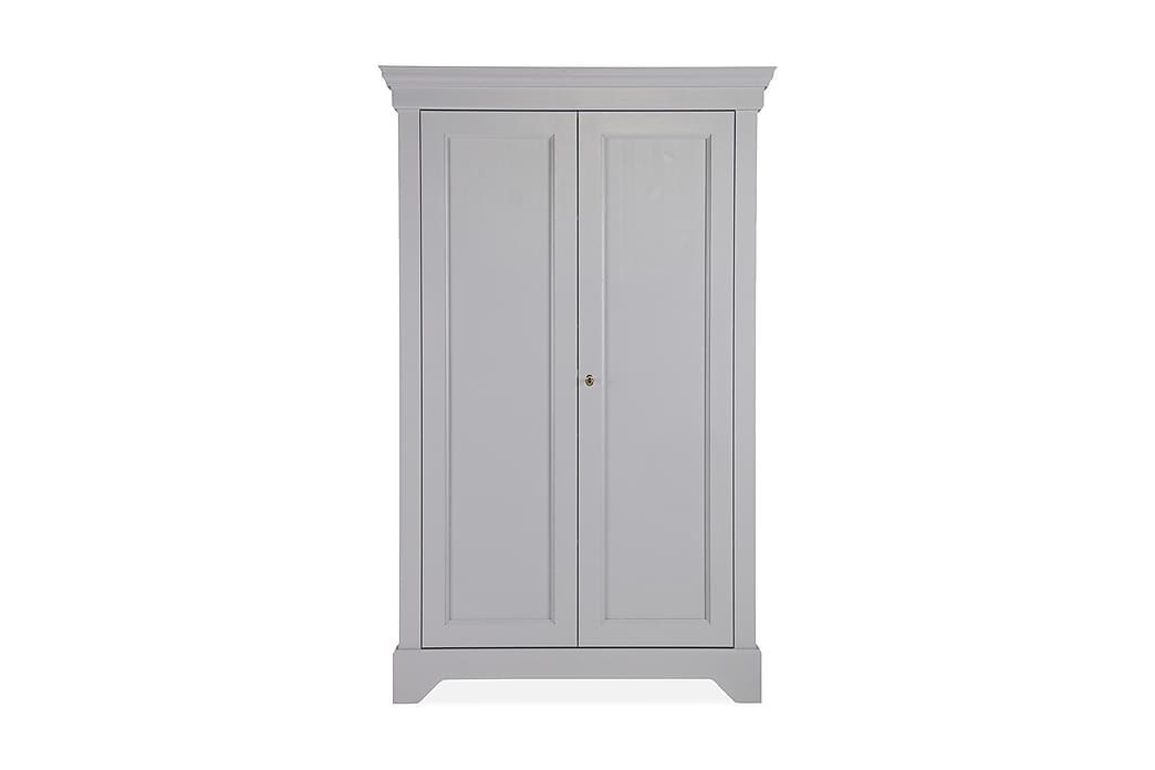 Förvaringsskåp Sibeal 191 cm - Grå Tall - Möbler - Förvaring - Förvaringsskåp