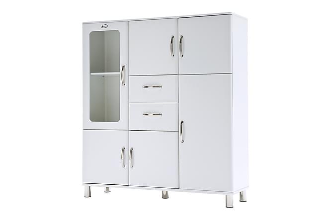 Malibu Skåp 159 cm - Tenzo - Möbler - Förvaring - Förvaringsskåp