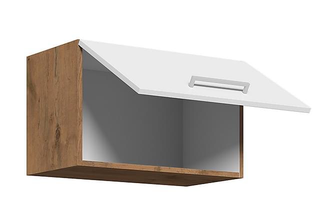 Skåp Vigo 60x31x36 cm - Beige Svart - Möbler - Förvaring - Förvaringsskåp