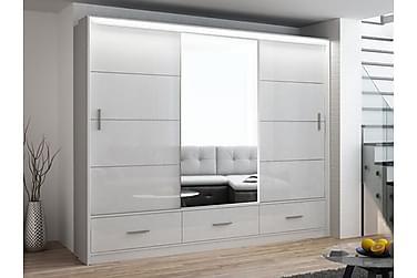 Garderob Cambridge 255 cm