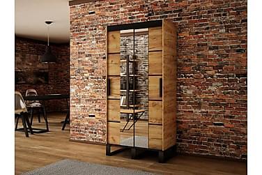 Garderob Loft 120x62x212 cm