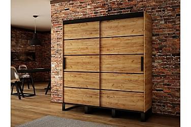 Garderob Loft 200x62x212 cm