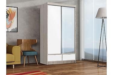 Garderob Premium 120x62x215 cm