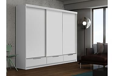 Garderob Premium 268x62x215 cm