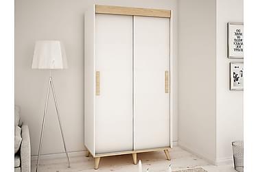 Garderob Skandi 120x62x208 cm